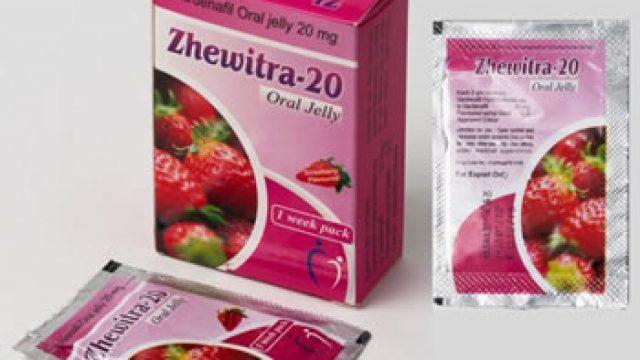 Levitra Oral Jelly wird wieder seine alte Stärke